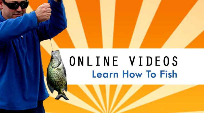 Fishing mechanics learn to fish videos for Learn to fish